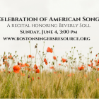 Celebration of American Song