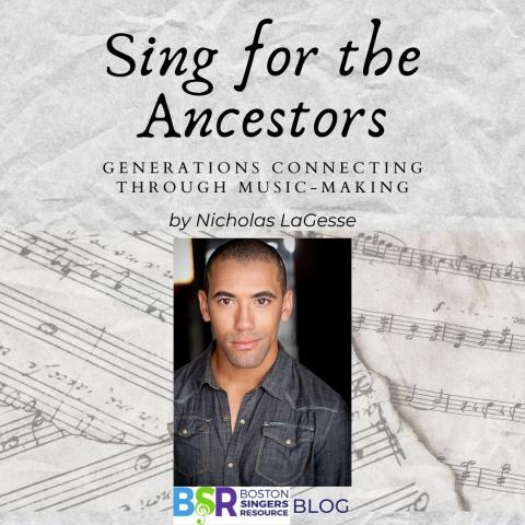 BSR Blog: Sing for the Ancestors: Generations Connecting through Music-Making